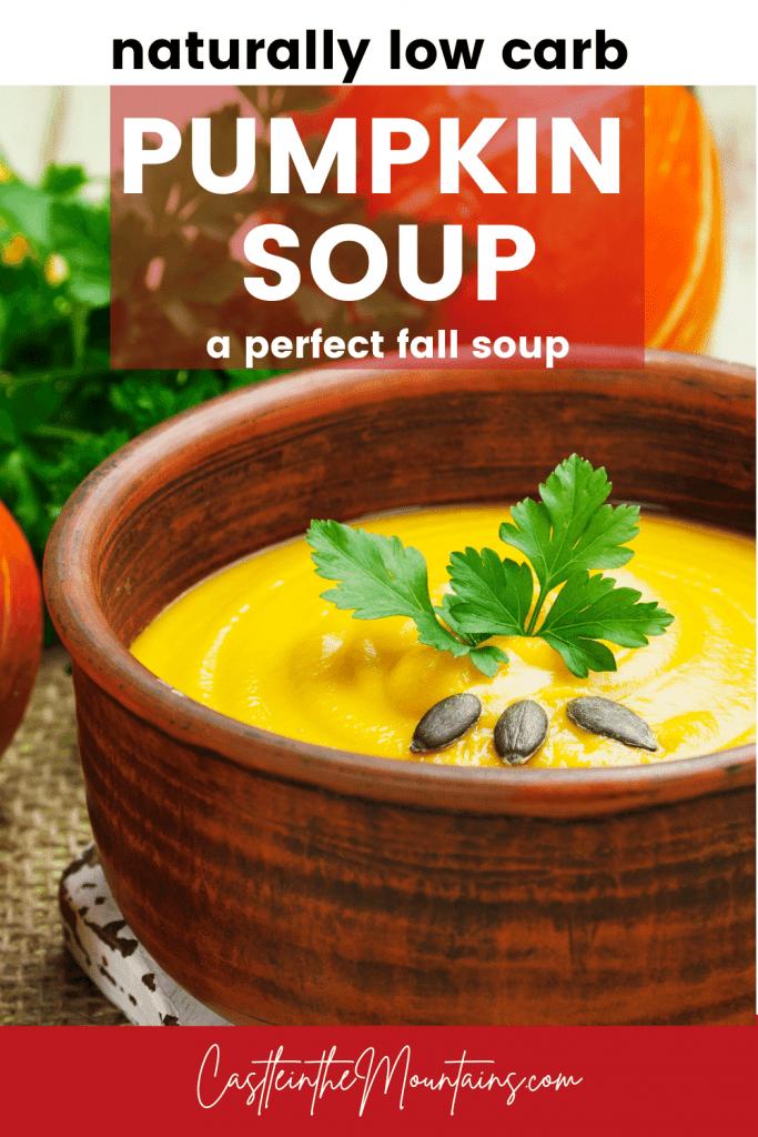 Low Carb Pumpkin Soup Recipe 5