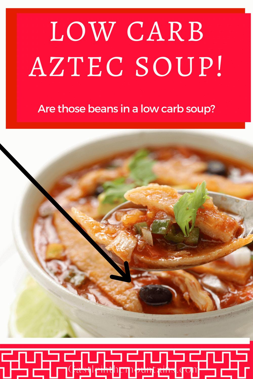Tortilla Soup - How to make Sopa Azteca