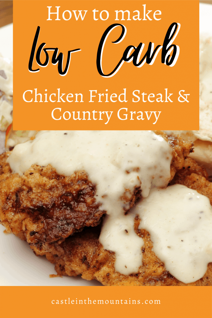 Low carb chicken fried steak pins (5)