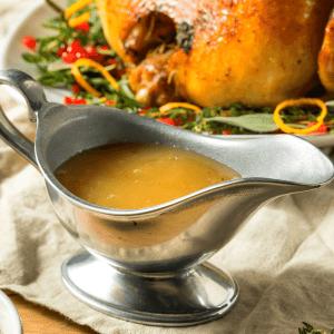 Low carb brown gravy recipe FI