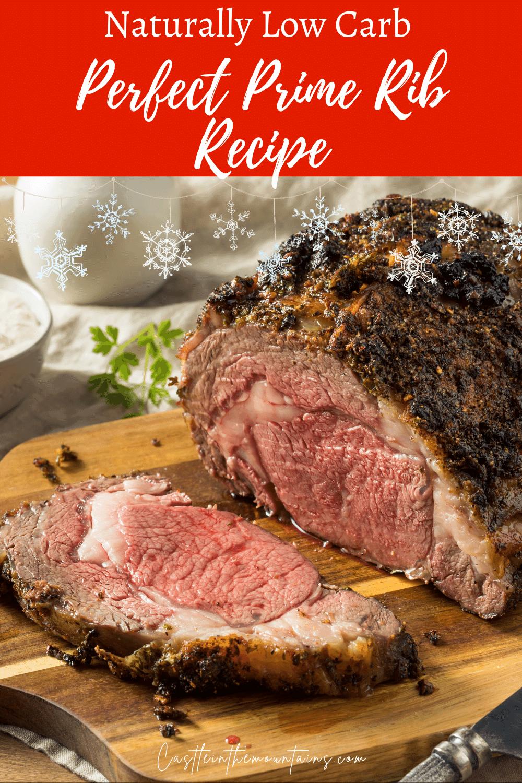 Perfect Prime Rib - How to make the best prime rib roast!