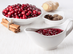 Low carb cranberry sause ingredients