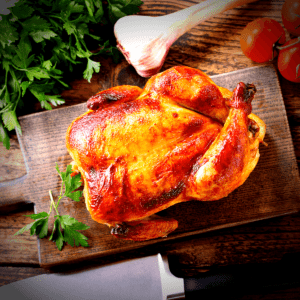 Mexican Roasted Chicken Recipe FI