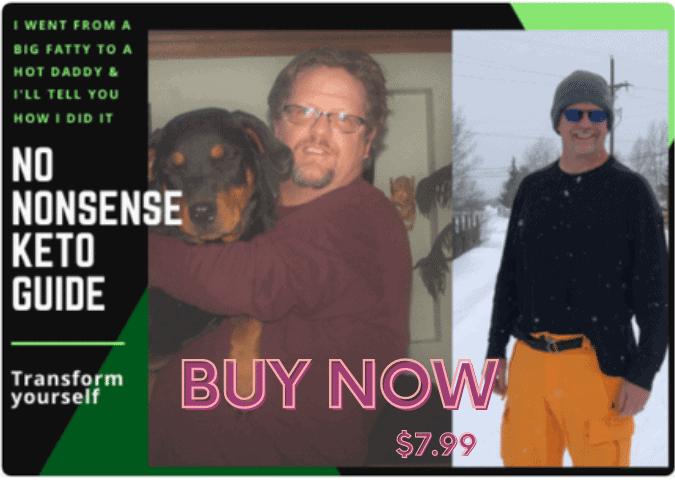 No Nonsense Keto Guide 675 Buy Now