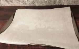 Prepared Baking sheet