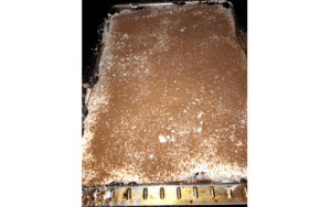 Dusted Cocoa Layer