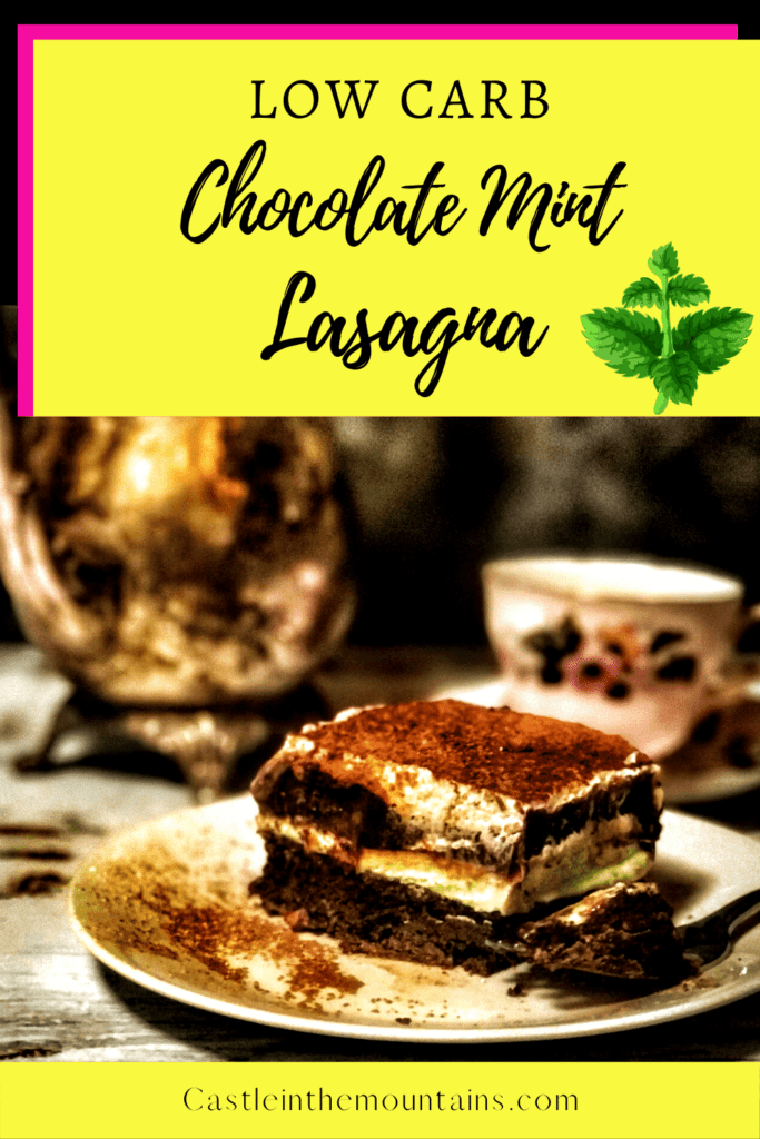 Low Carb Chocolate Mint lasagna Pins (1)