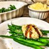 Tahini Cream Green Beans - How to make green beans gourmet.