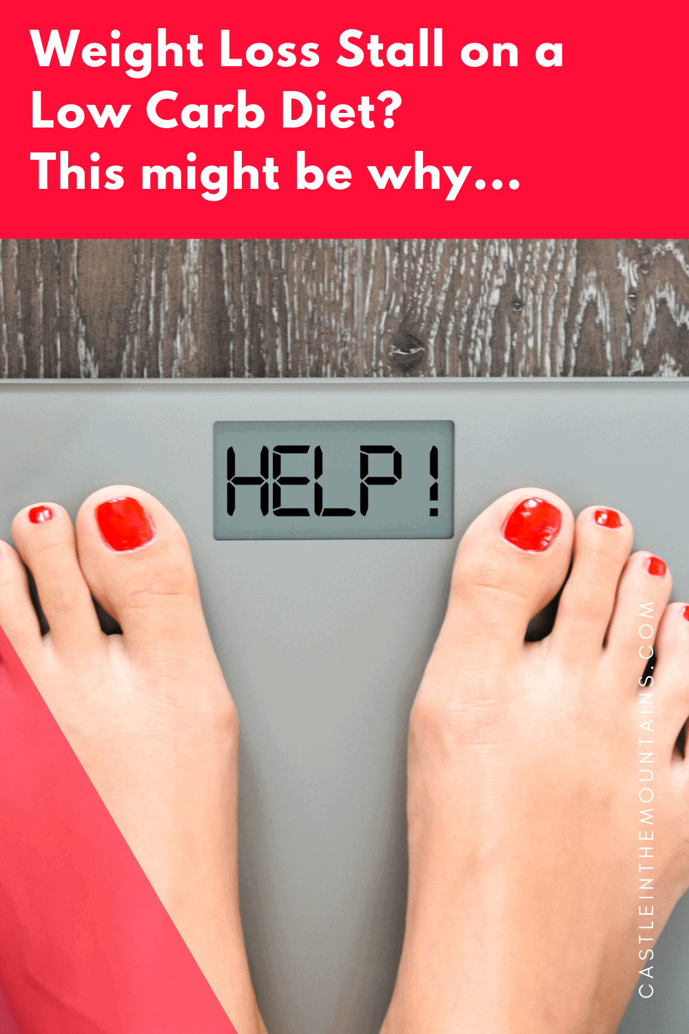 Menopause and Low Carb Diets - The one thing that might be missing...