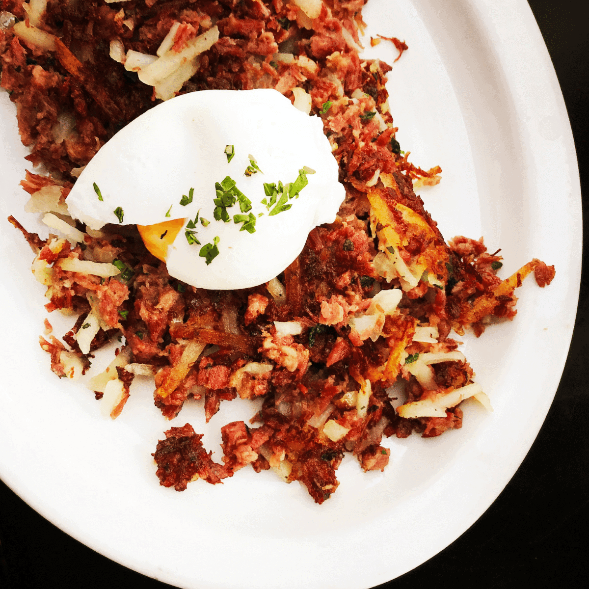 Low Carb Corned Beef Hash FI
