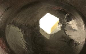 Heating / Melting Butter