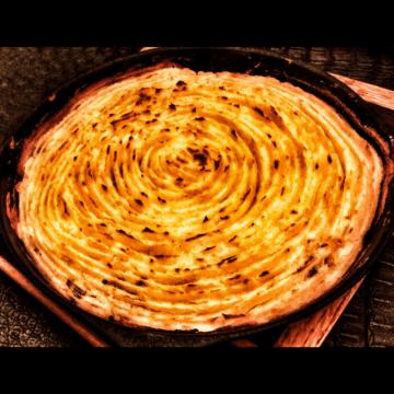 Low Carb Cottage Pie FI