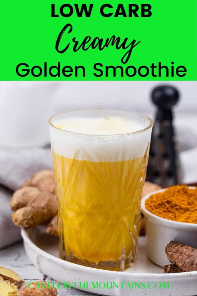 Low Carb Golden Smoothie Pins (3)