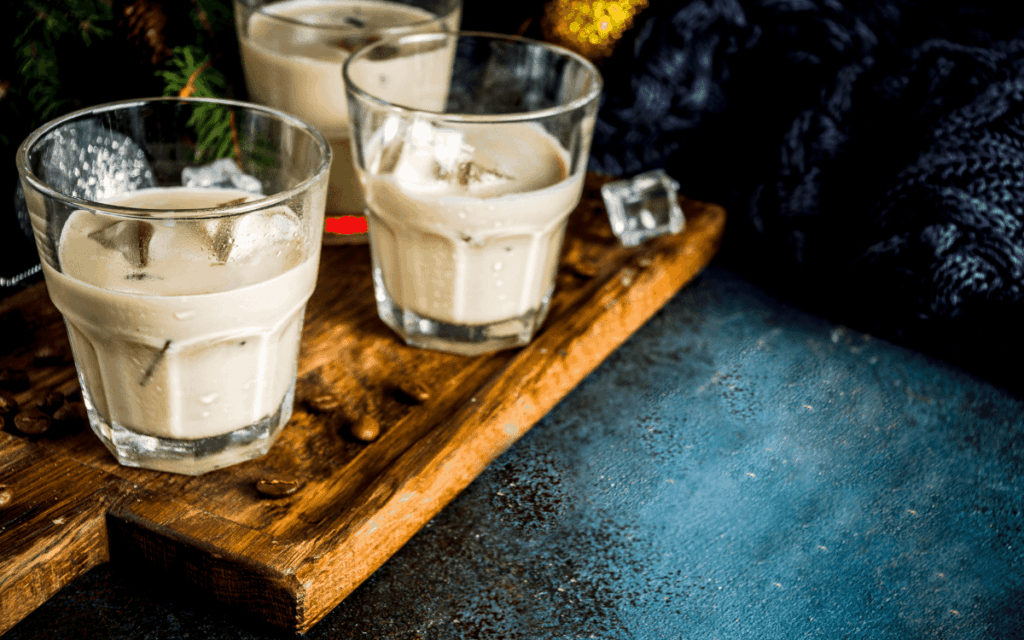 Chilled and Served Low Carb Irish Cream