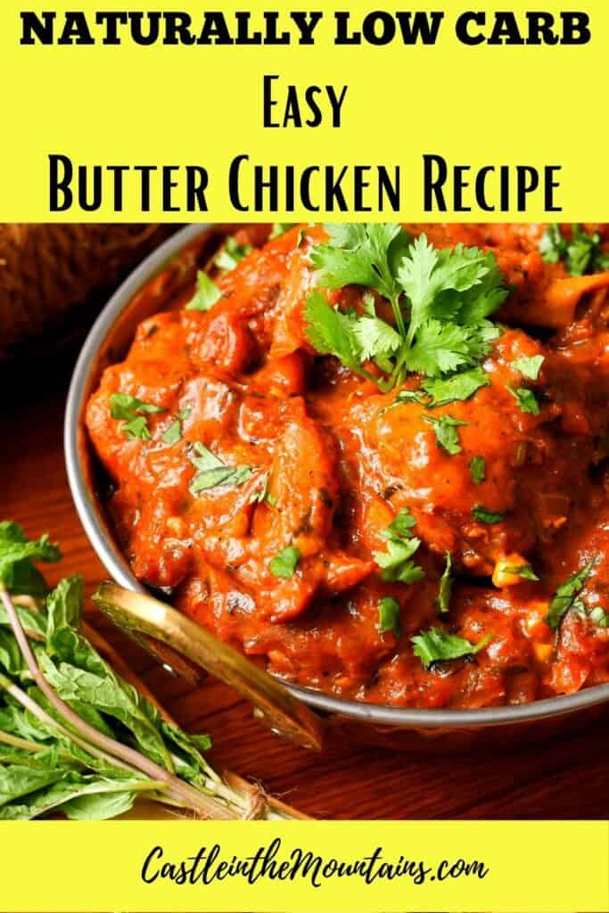 Low carb butter chicken pins (1)