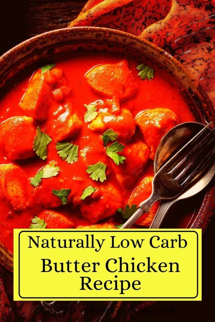 Low carb butter chicken pins (2)