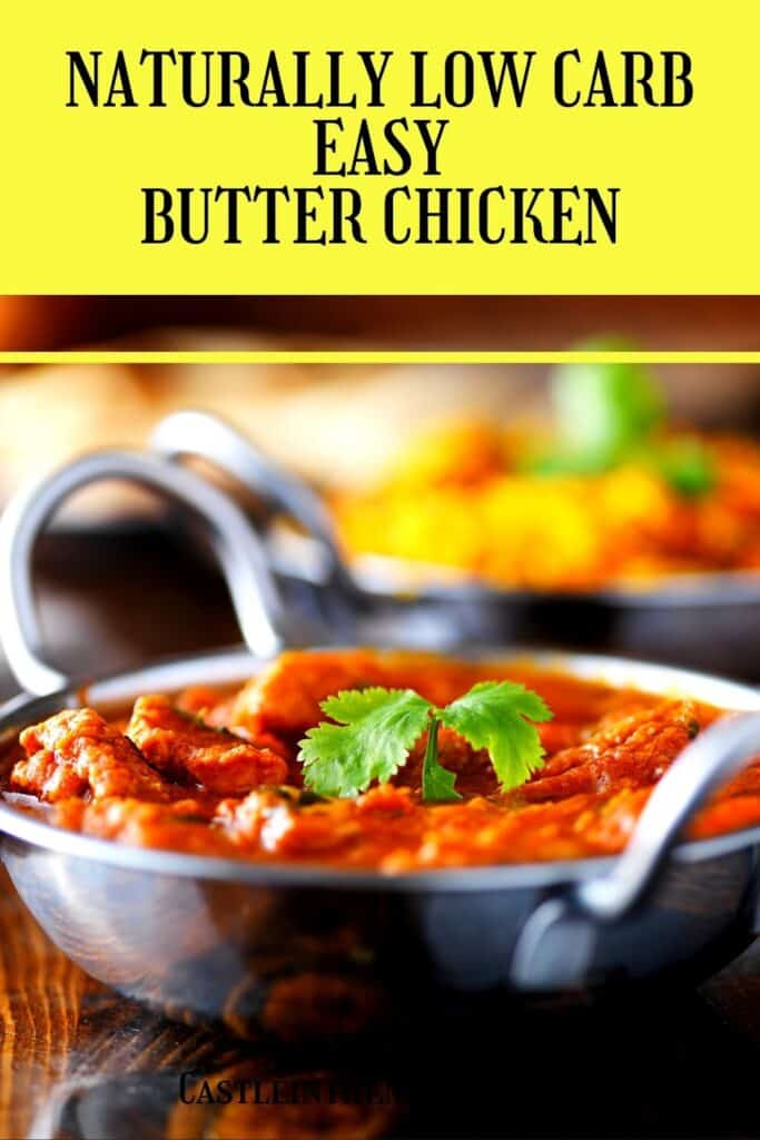Low carb butter chicken pins (4)