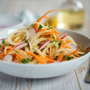 Cabbage and Fennel Salad FI