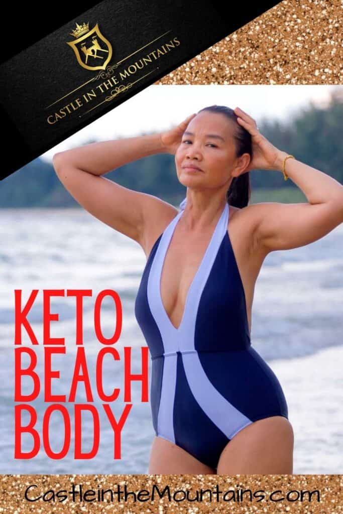 Perfect Keto Beach Body Pin Take your bodTy to the beach