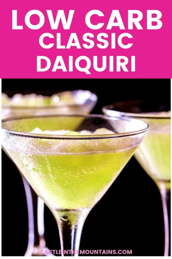 Keto Classic Daiquiri Pins (5)