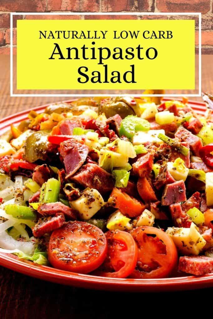Low Carb Antipasto Salad Pin (4)