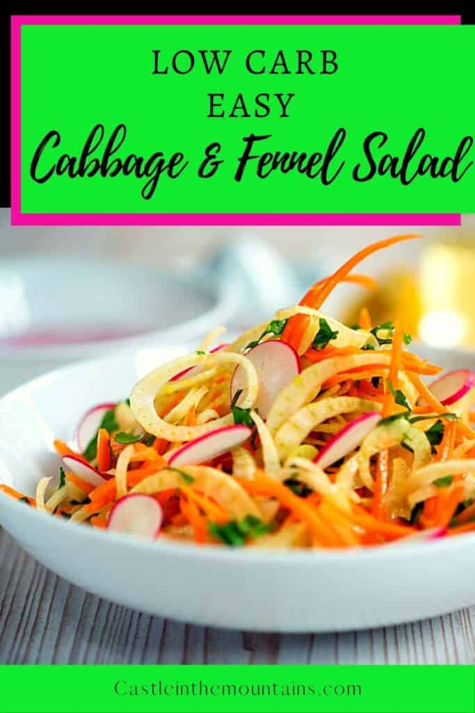 Low Carb Cabbage and Fennel Slaw Pins (1)