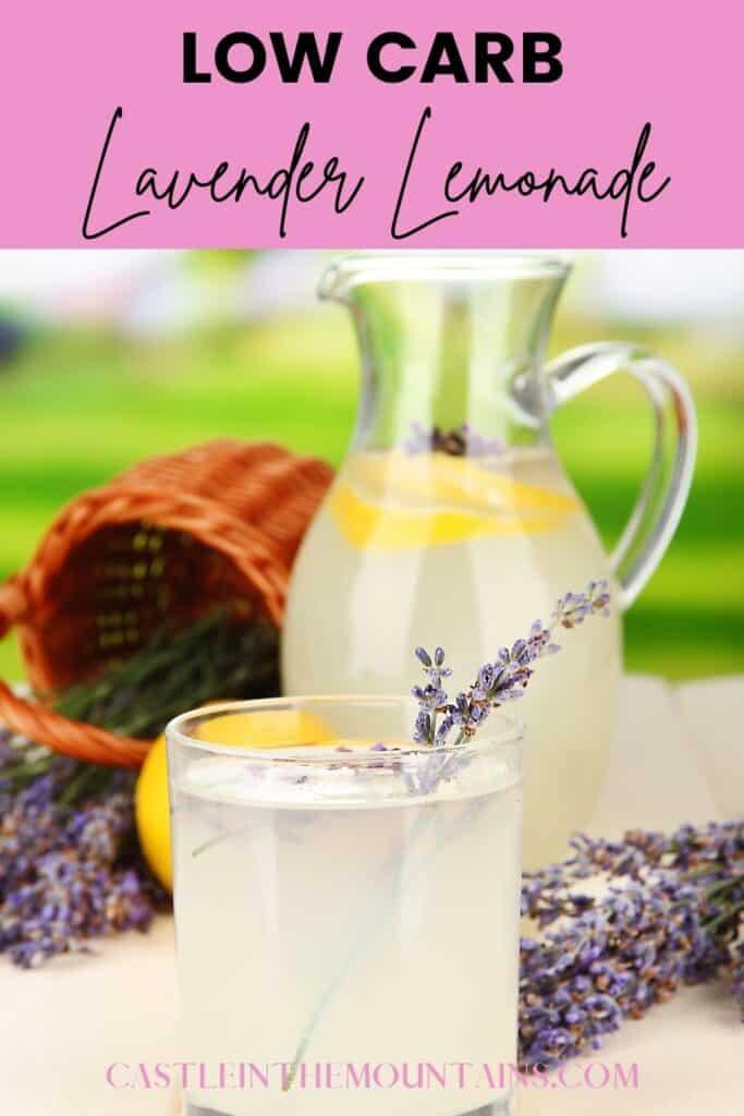 Low Carb Lavender Lemonade Pins (3)
