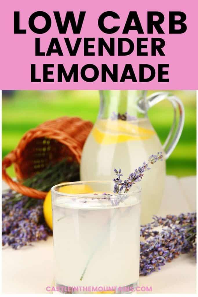 Low Carb Lavender Lemonade Pins (5)