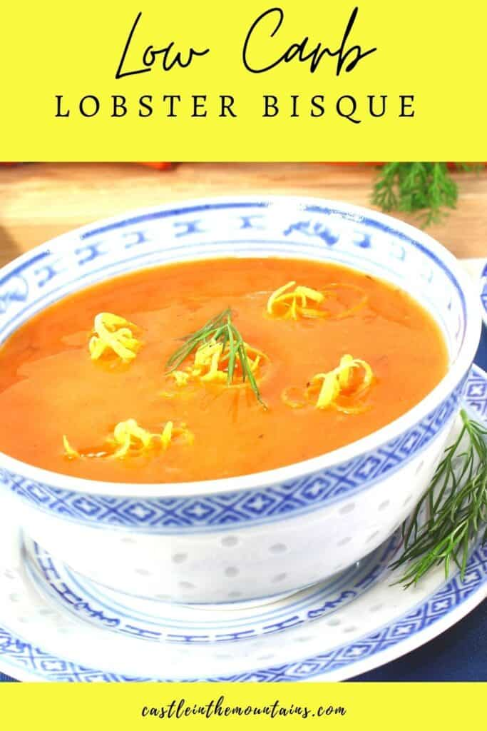 Low Carb Lobster Bisque (2)