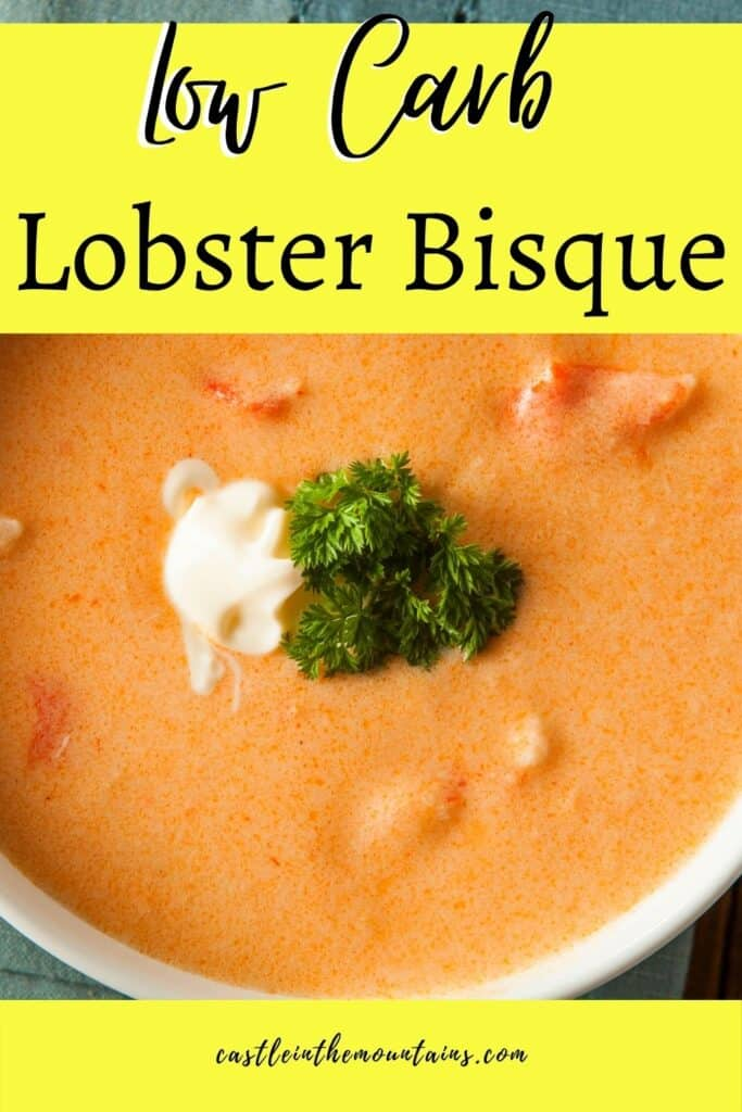 Low Carb Lobster Bisque (3)