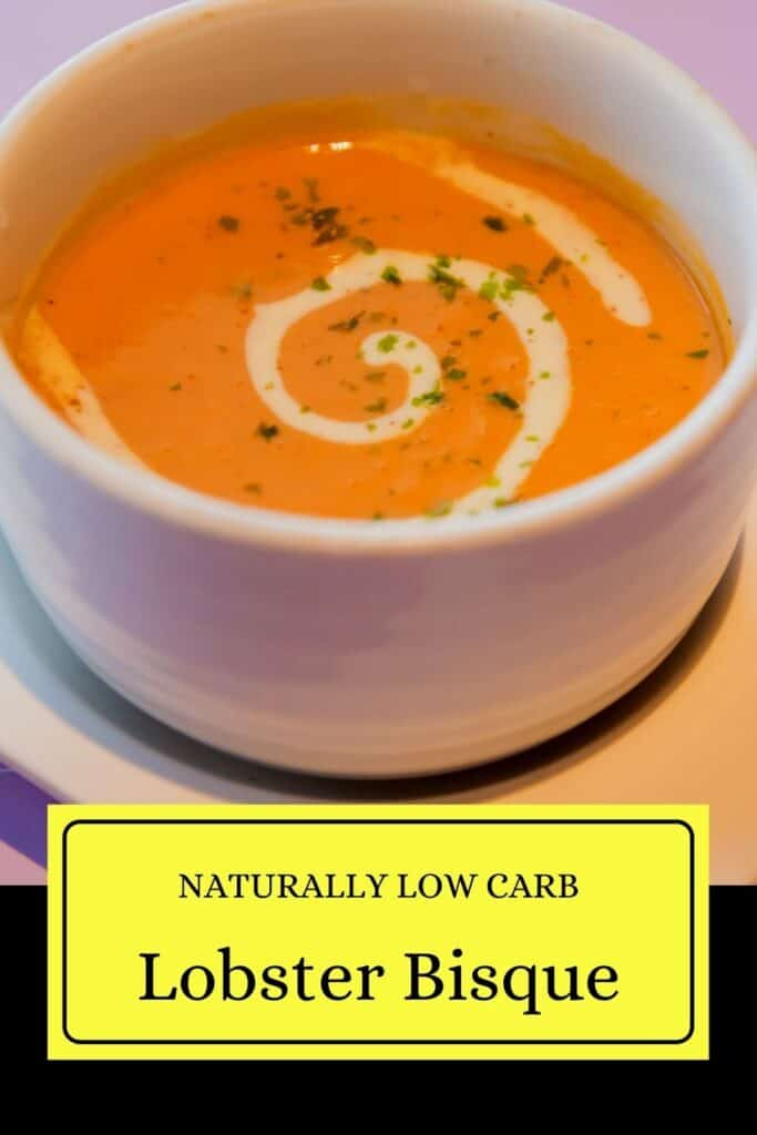 Low Carb Lobster Bisque (4)