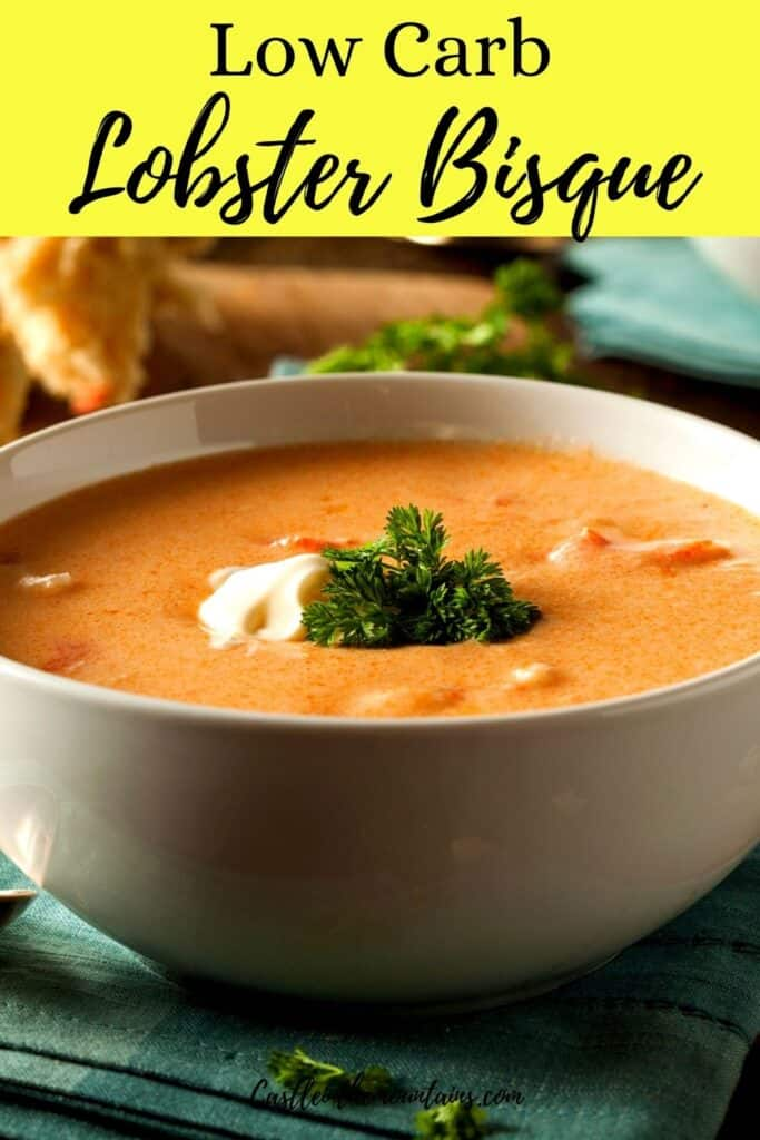 Low Carb Lobster Bisque (5)
