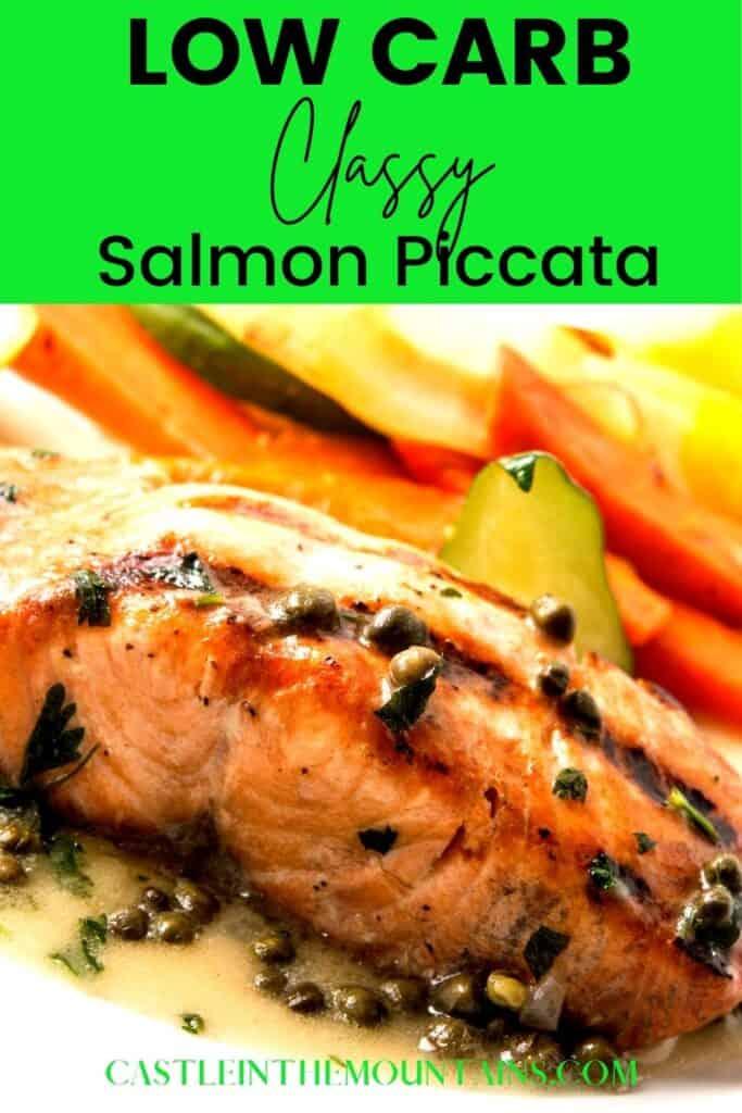 Low Carb Salmon Piccata Pins (3)