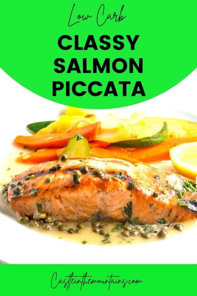 Low Carb Salmon Piccata Pins (4)