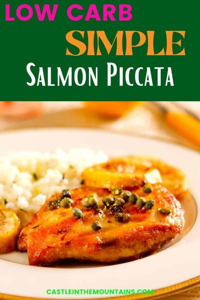 Low Carb Salmon Piccata Pins (5)