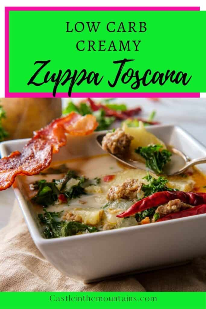 Low Carb Zuppa Toscana Pins (1)