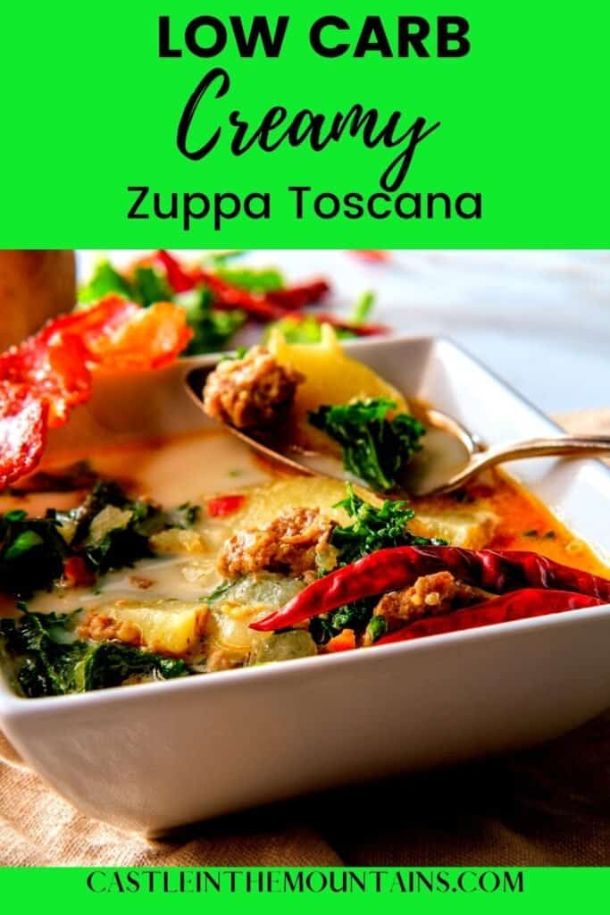 Low Carb Zuppa Toscana Pins (3)