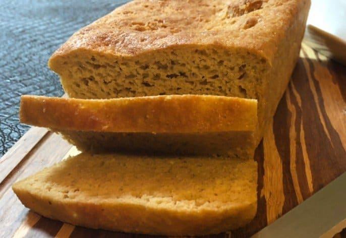 Almond Flour Yeast Bread