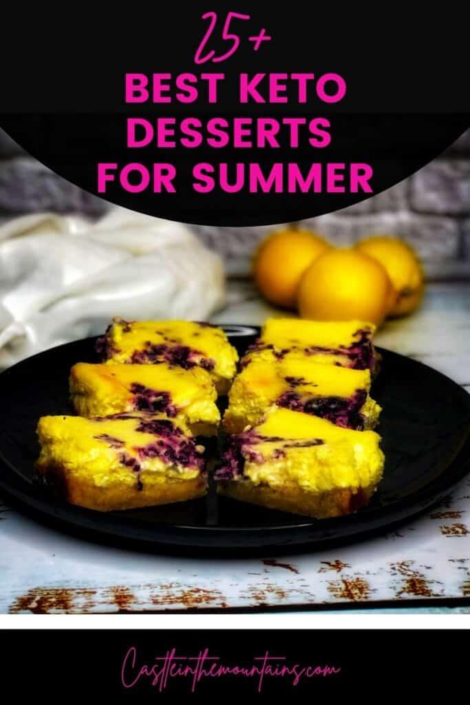 Best Keto Summer Desserts Pins (4)