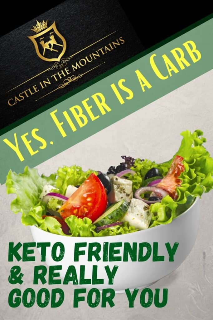 Keto Friendly Carb, fiber