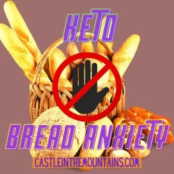 Keto Bread Anxiety where it comes from and how to handle it