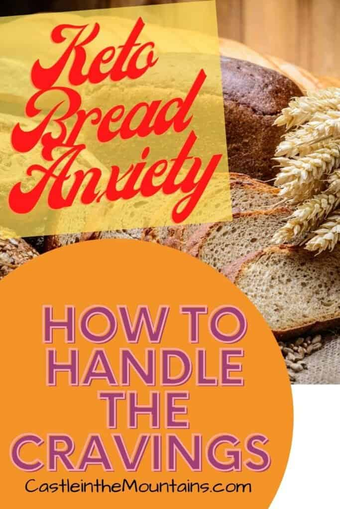 How to overcome Keto Bread Anxiety Pin 2