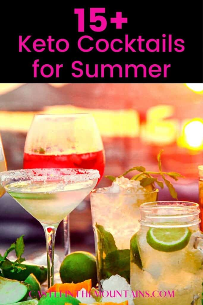 Keto Cocktails for Summer Pins (3)