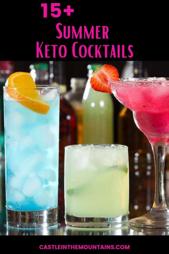 Keto Cocktails for Summer Pins (5)