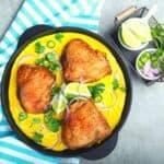 Keto Green Curry Chicken FI