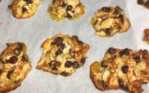 Cooling Keto Cookies