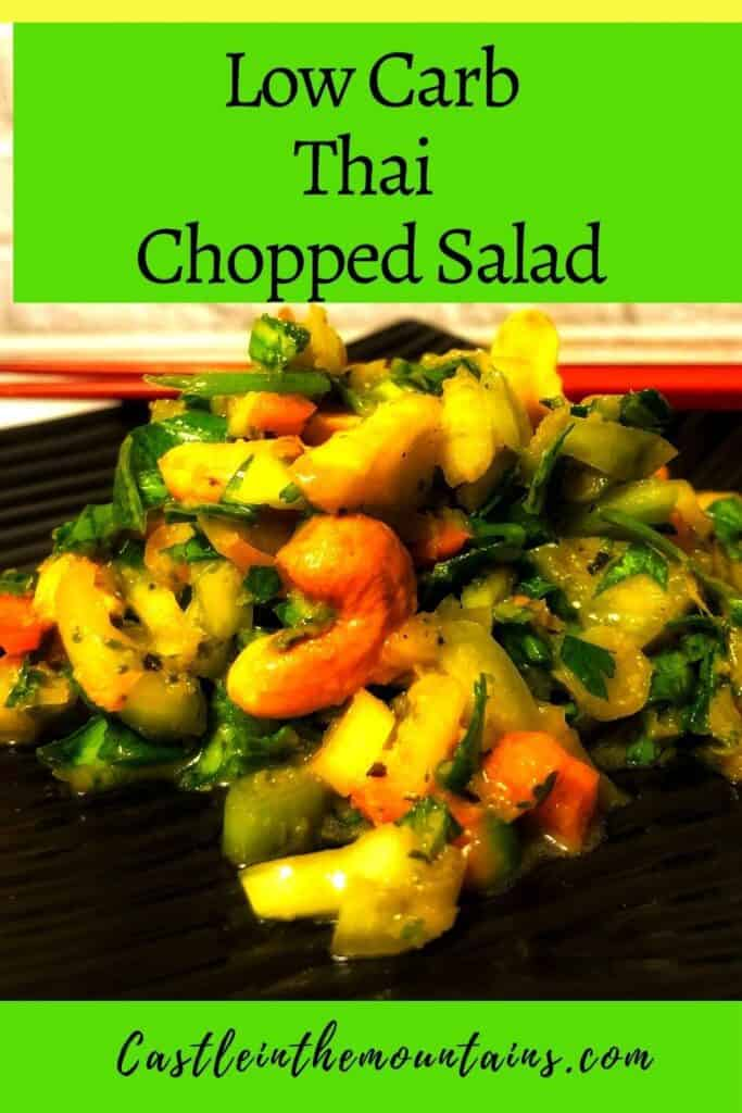 Low Carb Chopped Thai Salad Pins (1)