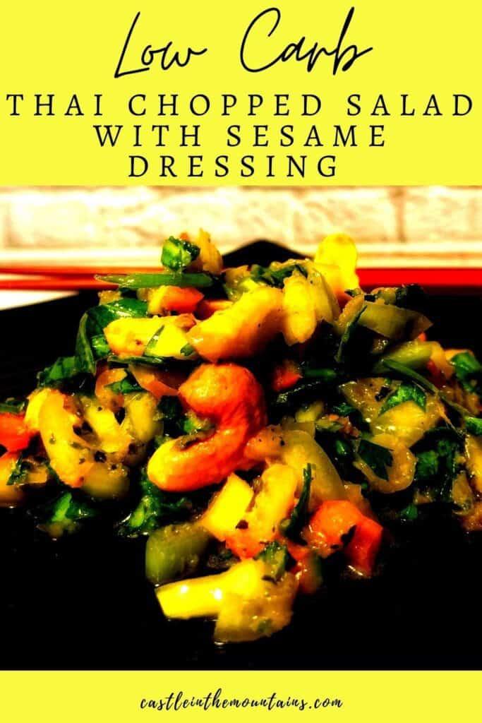 Low Carb Chopped Thai Salad Pins (2)