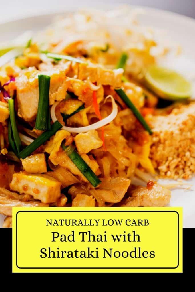 Low Carb Pad Thai with Shirataki Noodles (4)