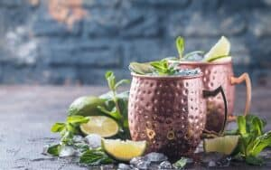 Keto Moscow Mule post